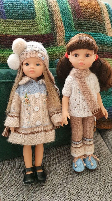 Photo №1 к отзыву покупателя Gertie Keijdener о товаре Clothes for Paola Reina dolls. Set