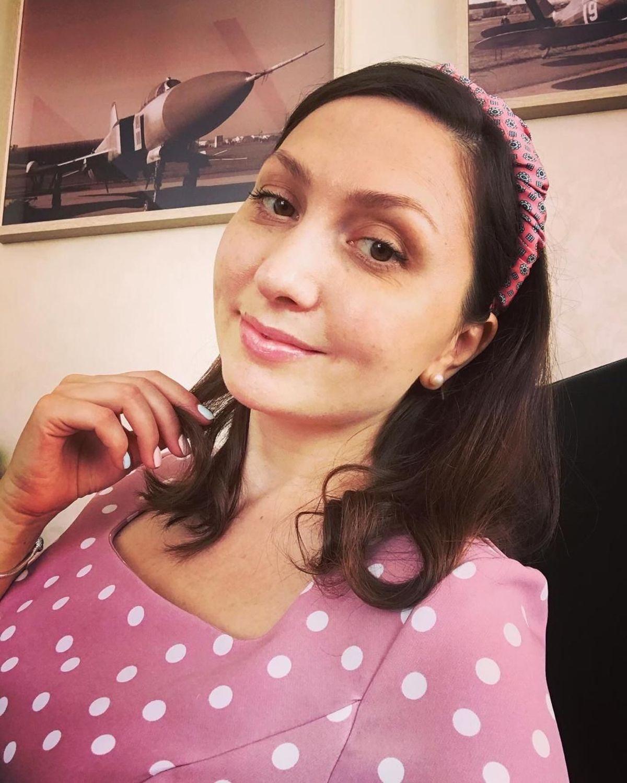 Фото №1 к отзыву покупателя Татьяна Лозанова о товаре Платье розовое в горошек Арт. 284