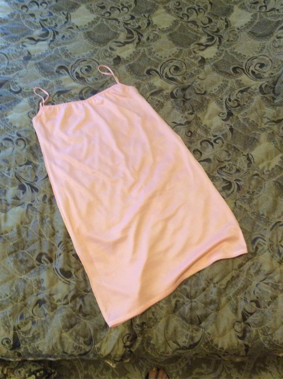 Photo №1 к отзыву покупателя Marina Demina о товаре Платье хлопковое пудрового цвета