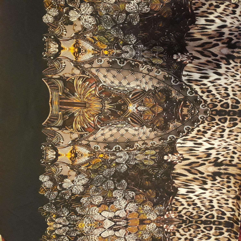 Фото №1 к отзыву покупателя Люба о товаре Шерсть «Roberto Cavalli» - панели 1,2м