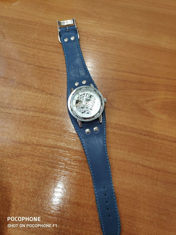 Фото №2 к отзыву покупателя Мария Маршанцева о товаре Часы наручные Blue