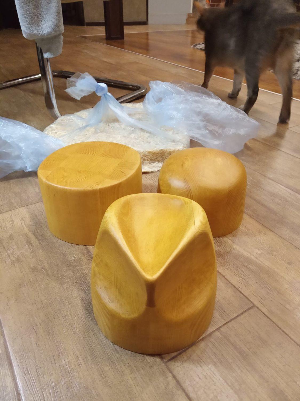 Photo №1 к отзыву покупателя Elvira Sheptalina о товаре Тулья для шляпы 1 and 2 more items