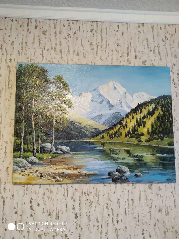 Photo №1 к отзыву покупателя Tatyana Filimontseva о товаре Горная река