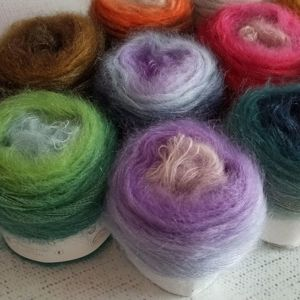 Poema Mohair от Laines du Nord