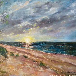 Прекрасный мир Балтийского пейзажа