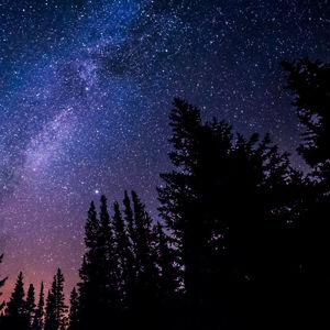 О небе и звёздах...
