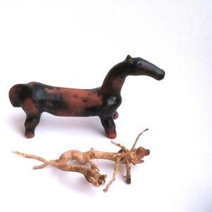 Лошади и тапиры