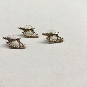 значки из золота и серебра