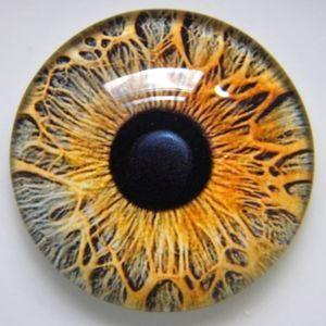 20мм глазки стеклянные