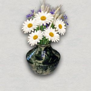 Вазы и горшочки для цветов
