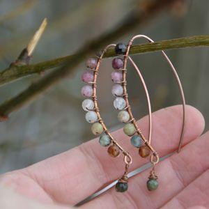 НАЛИЧИЕ Серьги - Earrings