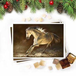 Открытки Лошади