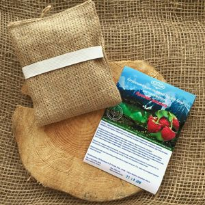 Мочалка для тела травяная