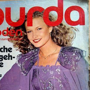 Burda Moden 1980-89-х годов