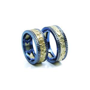 Обручальные кольца от AlterEgo Lab