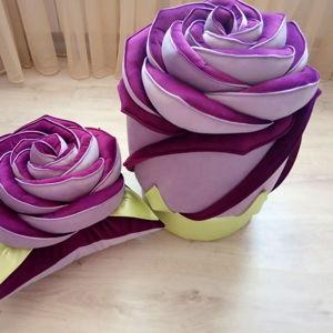 Розы (пуфы, подушки)