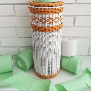 Корзины для туалетной бумаги