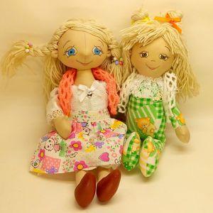 Куколки для малышей от 1.5 лет