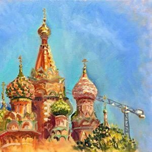 Москва --- лучший город Земли!