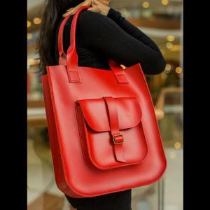 Большие сумки с карманом СОРА