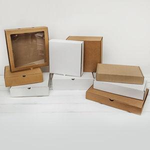 Коробки для альбомов и планеров