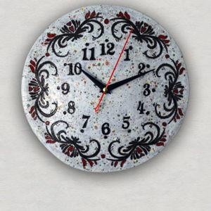 Керамические настенные часы