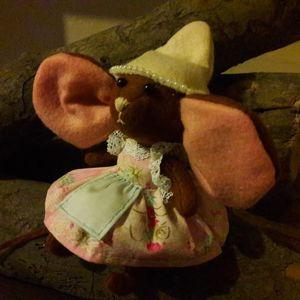 игрушки и куклы из фетра