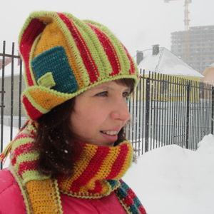 Тёплые шапки для зимнего отдыха