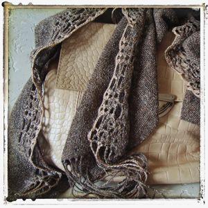 Шёлковые шарфы бохо