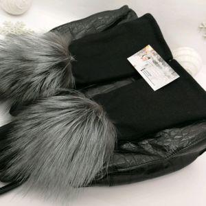 Перчатки, варежки, митенки с мехом