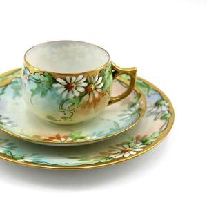 Чайники, чайные пары (трио)