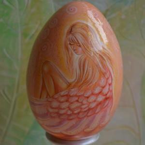 Подарки к Пасхе, декоративные яйца
