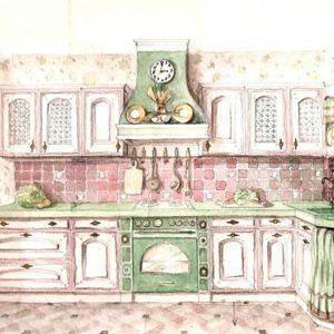 Декупаж для кухни