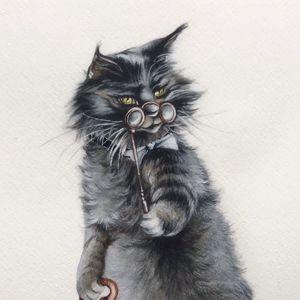 Кошки-котята