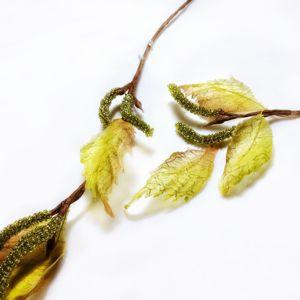Весенние украшения-заколки-броши