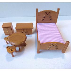 Кукольная мебель. Миниатюра 1:12