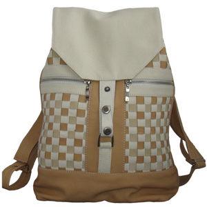Рюкзаки с плетением