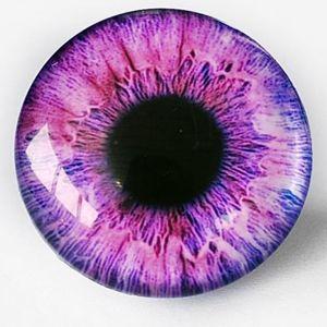 15мм глазки стеклянные