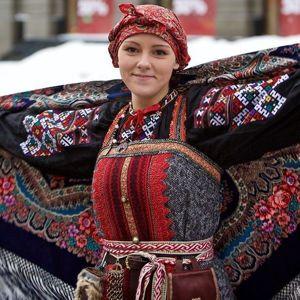 Женские русские рубахи