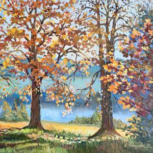Осень - лучший художник!