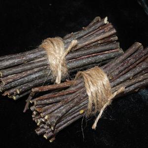 Деревянный декор (веточки, срезы)