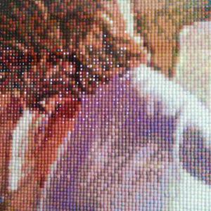 Картины мозаика стразами