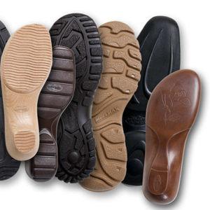 подошвы для обуви женские