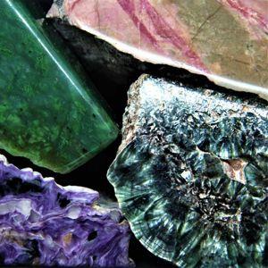 Российские Камни и Кристаллы