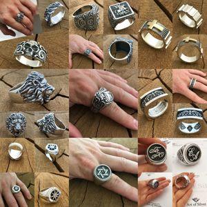 Перстни, кольца