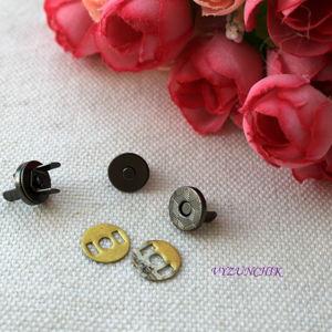 Кнопки магнитные и пришивные