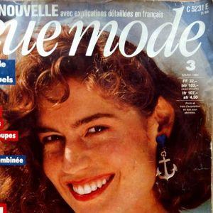 """Журналы """"Neue Mode"""""""