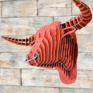 Головы животных 3D