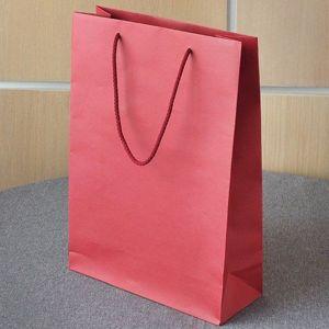 Бумажные пакеты (сумки) с ручками