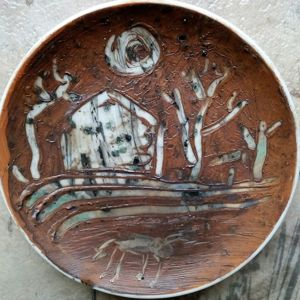 Декоративные тарелки и плакетки